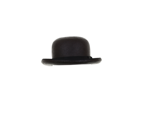 christys-co-ltd-black-panama-bowler