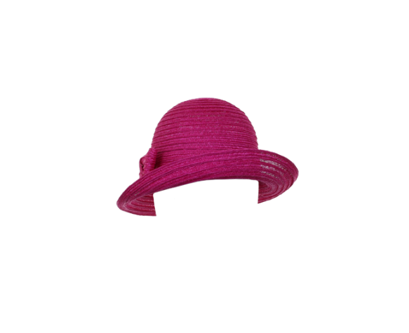marie-mercie-fuchsia-pink-retro-cloche-with-bow