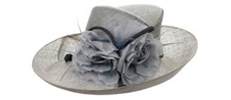 Luxury hats designed by Jess Collett Millinery